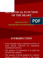 MECHANICAL FUNCTION OF THE HEART.ppt