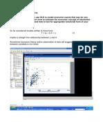 Functional Form (Lecture Handout)