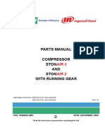 Ir Ac Parts Manual