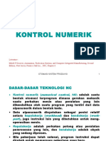 6. Kontrol Numerik