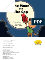 The Moon and the Cap - A children's story and picture book