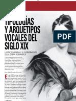 La voz femenina y el florecimiento de la ópera Romántica