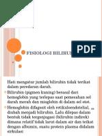 Fisiologi Bilirubin