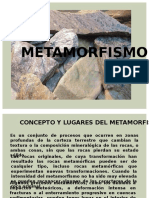 5.- METAMORFISMO
