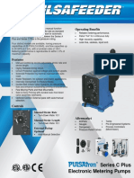 Pulsatron Series c Plus Tech Sheet