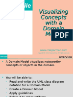 Visualizing Concepts With a Domain Model