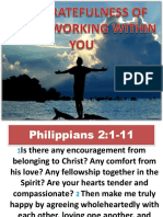 The Gratefulness of God is Working Within You.pptx by Pastora Salome051315