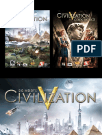 Civilization v Manual FRance language instructions Combined