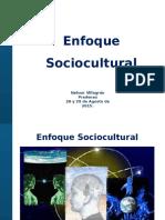 Enfoque SocioCultural Pst UDEC