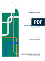 TS 112 Process and Instrument Diagrams