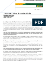 Touraine Serra Eh Continuidade