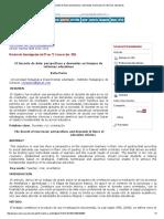 El Docente de Aula_ Perspectivas y Demandas en Tiempos de Reformas Educativas