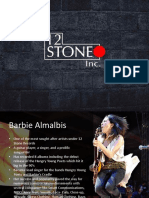 12 Stone_Roster of Artists_July2014 (1)