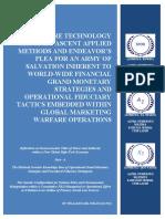 The Mishna Investment Strategies & Monetary Tactics For The Virtual Cloning Of Warren Buffett