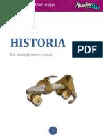 PATINAJE Historia Del Patinaje Sobre Ruedas