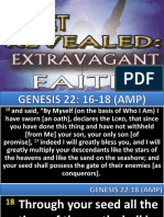 Secret Revealed Extravagant Faith Jcbc Apostle Abraham Gaor 033016 Edited