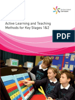 Active Learning and Teaching Methods