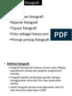 Tka Ke-5a Teknik Fotografi Definisi