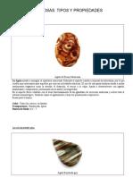 Catalogo de Piedras Preciosas