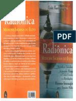 Livro Radionica Medicina Sagrada Egito