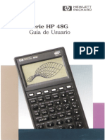 Manual de Usuario HP 48G