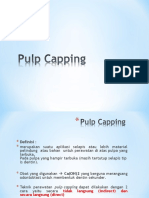 Ppt Pulp Capping
