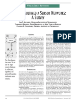 Wireless Multimedia Sensor Networks Survey