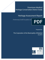 Meaford Heritage Conservation District Study - Preliminary Draft for Public Review and Comment_report Body Version 2