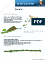 Food Forest Blueprint
