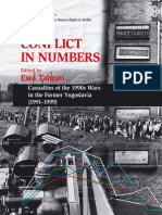 Conflict in Numbers - Edited by Ewa Tabeau