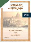 Cuaderno del arqueólogo (documento para los alumnos)