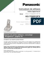 Tel Panasonic Manual