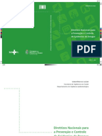 Livro Prevencao Controle Dengue Verde