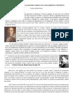 Ficha de Cátedra Sobre Sentido Comun y Ciencia - Nivel Secundario