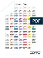 Colorchart Download Ciao