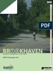 Brookhaven Bike Ped Trail Plan