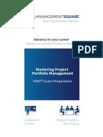 Portfolio Management Professional PfMP® Course Brochure