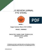 Review Jurnal p.ftss