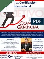 Coachin Gerencial Presentacion