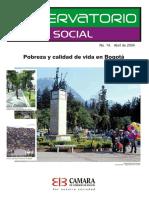 Pobreza y Calidad de Vida de Bogota (1)