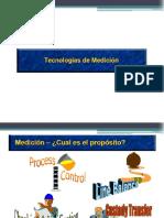 Tecnologias de Medicion
