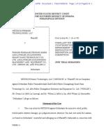 Netzsch Premier Technologies Complaint