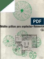 Detalles Graficos Para Arquitectos Kemmerich ArquiLibros AL