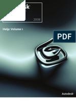 3ds Max 2008 Help Volume 1