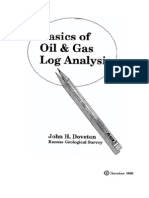 Basics of Oil & Gas Log Analysis