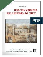 8944434 Luis Vitale Interpretacion Marxista de La Historia de Chile III