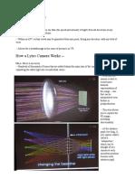 Light Field Imaging — Part 4 | Lytro