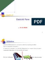 Chp 2 Elasticité Plane