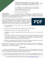 Ejercicios Interés Simple Unad 2014 1 (1)