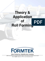Theory Application of Roll Forming (2010)-Web[1]